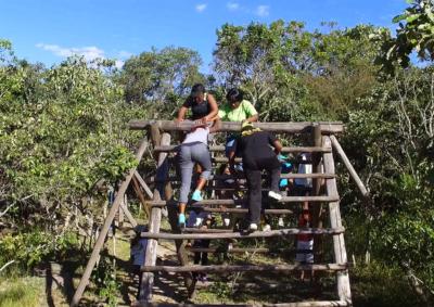 Teambuilding Tree of Life Adventures
