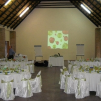 Conference Set up Tree Of Life Adventures