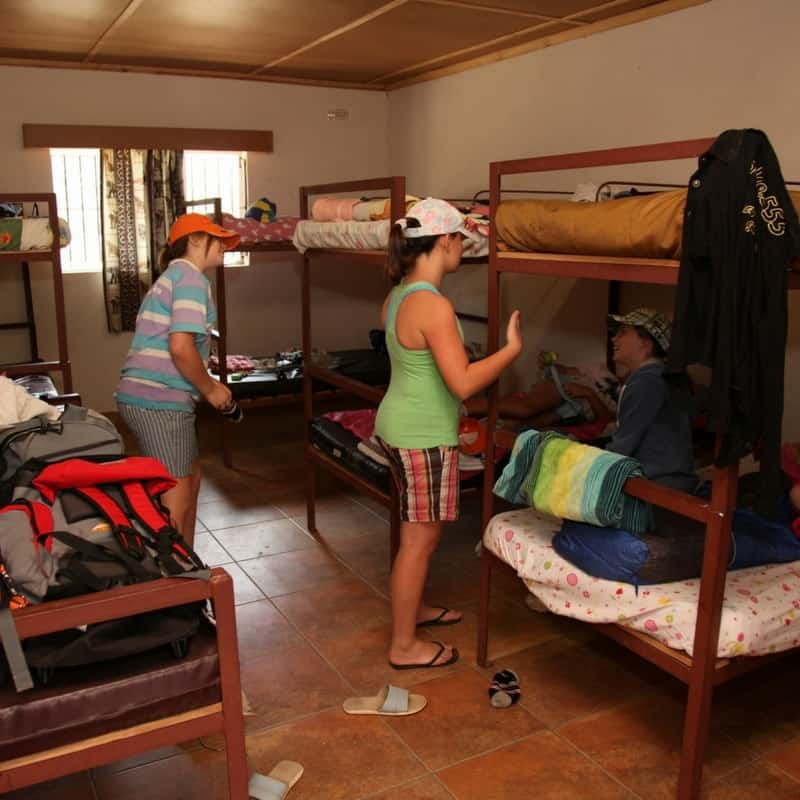 Tree of Life Adventures Dorms