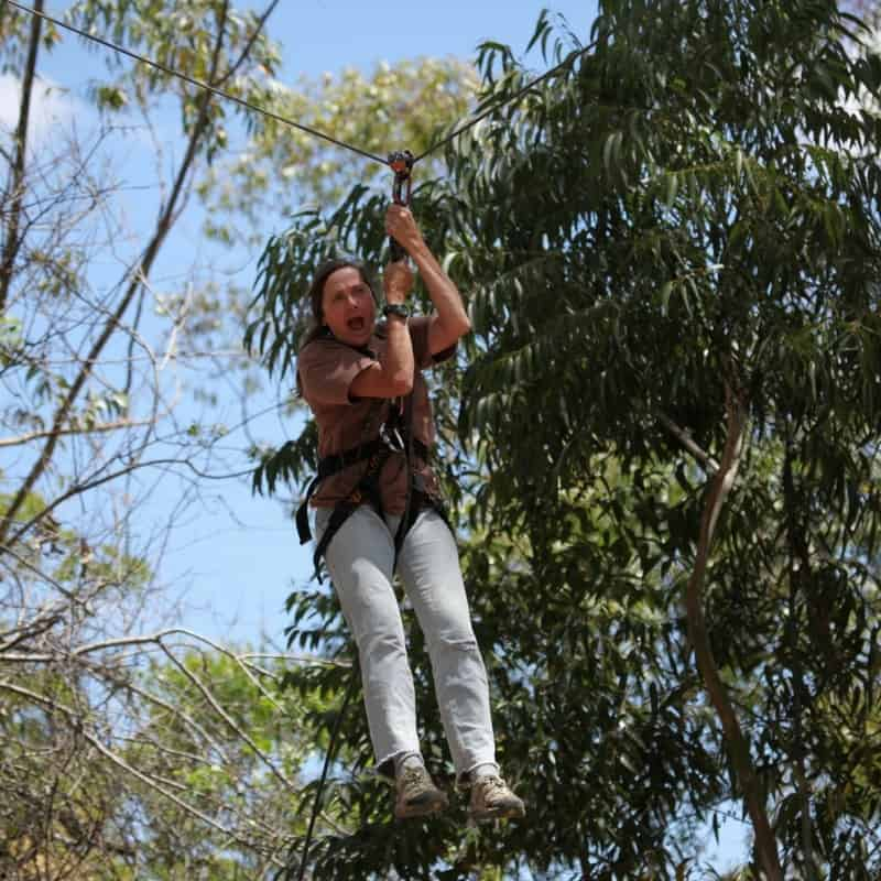 Tree of Life Adventures Zip Line